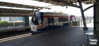 Καινούργιοι σταθμοί στον Εναέριο Σιδηρόδρομο της Μπανγκόκ στην γραμμή Σιλόμ