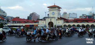 Το Μπεν Ταν μάρκετ της Σαϊγκόν
