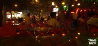 Μια συνηθισμένη καφετέρια στην Σαϊγκόν (Saigon), Βιετνάμ