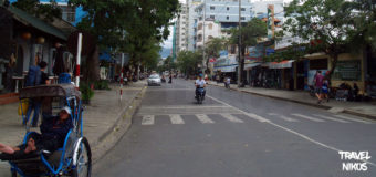Δρόμοι του Να Τρανγκ (Nha Trang), Βιετνάμ