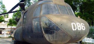 Το πολεμικό μουσείο της Σαϊγκόν