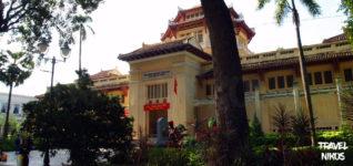 Το ιστορικό μουσείο του Βιετνάμ στην Σαϊγκόν