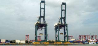 Το κεντρικό λιμάνι του Βιετνάμ