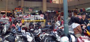 Πάρκινγκ μοτοποδηλάτων στην Σαϊγκόν