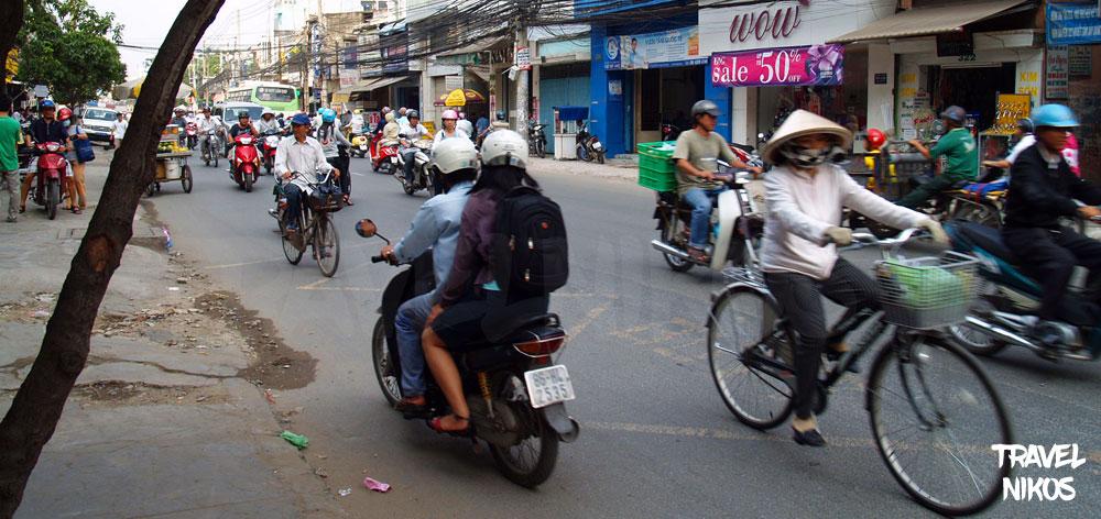 Φθάσαμε Σαϊγκόν - Οι πρώτες εικόνες