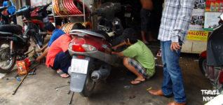 Μηχανικοί στην Σαϊγκόν