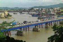 Οι γέφυρες του Να Τρανγκ στο βόρειο τμήμα