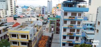 Η πόλη του Να Τρανγκ όπως φαίνεται από ψηλά
