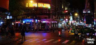 Οδός Μπουί Βιέν η αντίστοιχη Κάο Σαν της Μπανγκόκ