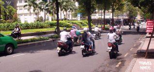 Η οδός Dong Khoi στην Σαϊγκόν