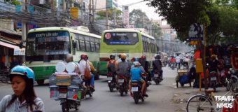 Αστική συγκοινωνία στην Σαϊγκόν (Saigon), Βιετνάμ