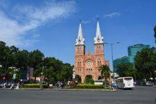 Ο καθεδρικός ναός της Σαϊγκόν