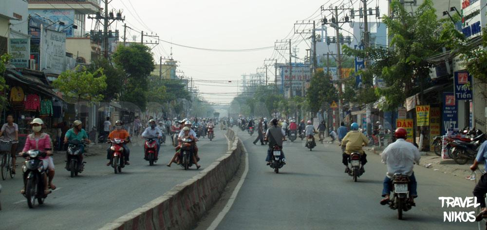 Βόλτα στην Κινεζική θάλασσα