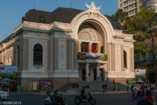 Το θέατρο της Σαϊγκόν