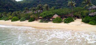 Παραλία στον κόλπο Nha Phu