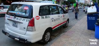 Τα ταξί του Να Τρανγκ (Nha Trang), Βιετνάμ