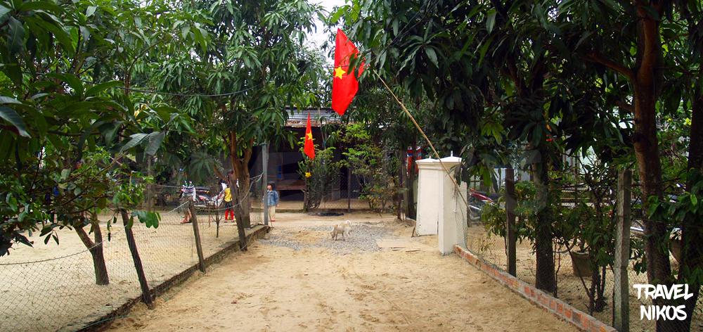 Cua Dai, ένα βιετναμέζικο χωριό στο Χόι Αν (Hoi An), Βιετνάμ