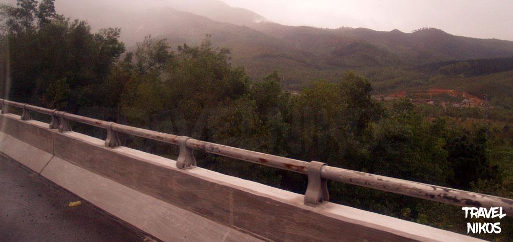Η Διαδρομή από το Ντα Νανγκ στο Χουέ