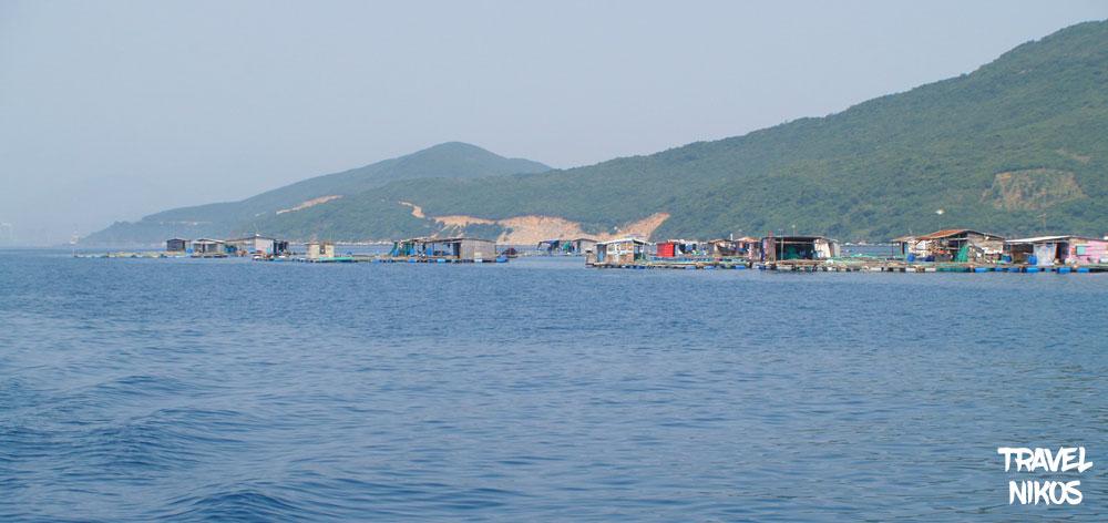 Εκδρομή σε τέσσερα νησιά στο Να Τρανγκ (Nha Trang), Βιετνάμ