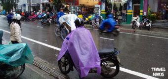 Η οδός Hung Vuong στο Χουέ (Hue), Βιετνάμ