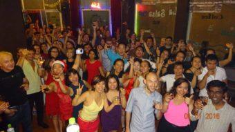 La Salsa στην Σαϊγκόν (Saigon), Βιετνάμ