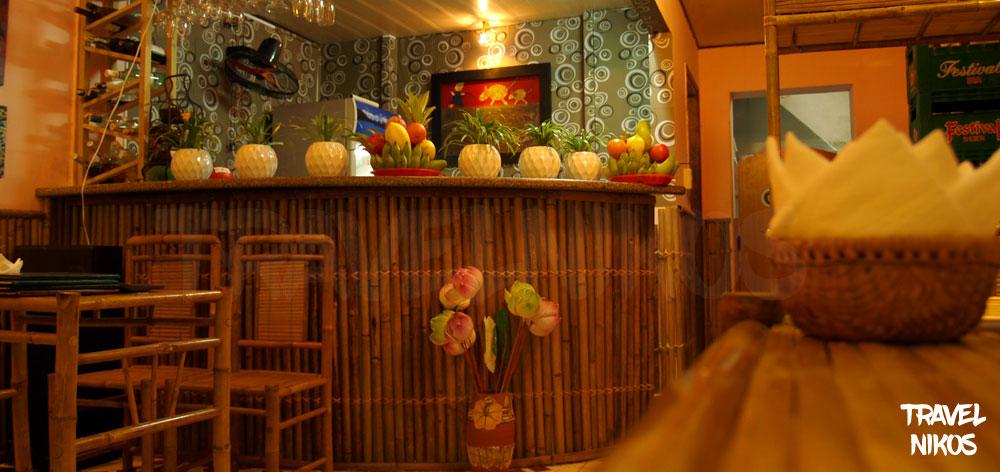 Little Saigon, ένα μικρό εστιατόριο στο Χουέ (Hue), Βιετνάμ