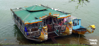 Τα ποταμόπλοια του Χουέ (Hue), Βιετνάμ