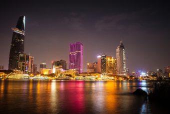 Ουρανοξύστες και ψηλά κτίρια της Σαϊγκόν (Saigon), Βιετνάμ