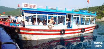 Επιβατικά τουριστικά σκάφη στα νησιά του νότου, Να Τρανγκ (Nha Trang), Βιετνάμ