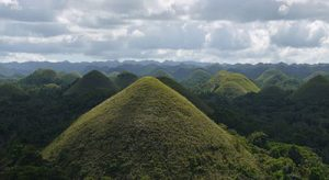 Chocolate Hills Natural Monument (Bohol Island)
