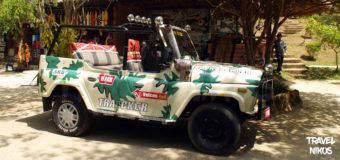 Τζιπάκια και εξορμήσεις στο Νταλάτ (Dalat) του Βιετνάμ