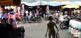 Η αγορά στην Κινέζικη συνοικία της Σαϊγκόν (Saigon), Βιετνάμ