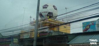 Κολλημένος με την μπάλα στην Σαϊγκόν (Saigon) του Βιετνάμ
