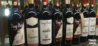 Το κρασί του Νταλάτ (Dalat), Βιετνάμ