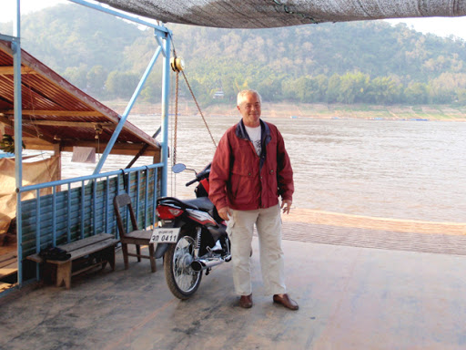 Οδοιπορικό στο Λάος, Ιανουάριος 2009 από τον Σωτήρη Βατικιώτη