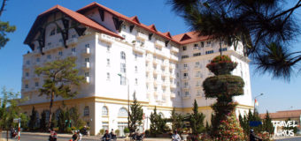 Από τα μεγάλα ξενοδοχεία του Νταλάτ (Dalat)