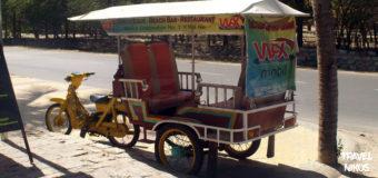 Μηχανοκίνητο Τουκ Τουκ στο Μούι Νε (Mui Ne) του Βιετνάμ