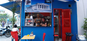 Ξεκίνησε την λειτουργία του το πρώτο ελληνικό σουβλατζίδικο στο Να Τρανγκ του Βιετνάμ