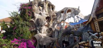 Crazy House – Το τρελό σπίτι στο Νταλάτ (Dalat), Βιετνάμ
