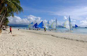 Boracay Island in Malay, Aklan, Philippines Φιλιππίνες