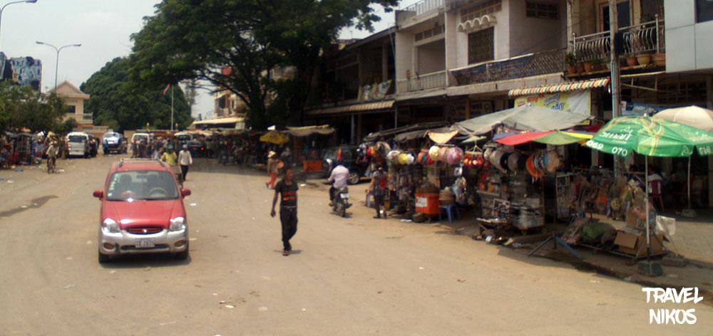 Από την Σαϊγκόν για την Πνομ Πενχ οδικώς με λεωφορείο Βιετνάμ για Καμπότζη