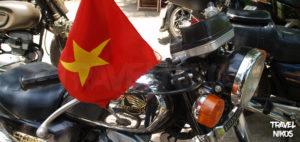 Συγκέντρωση μηχανόβιων στο νησί Phu Quo στο Βιετνάμ