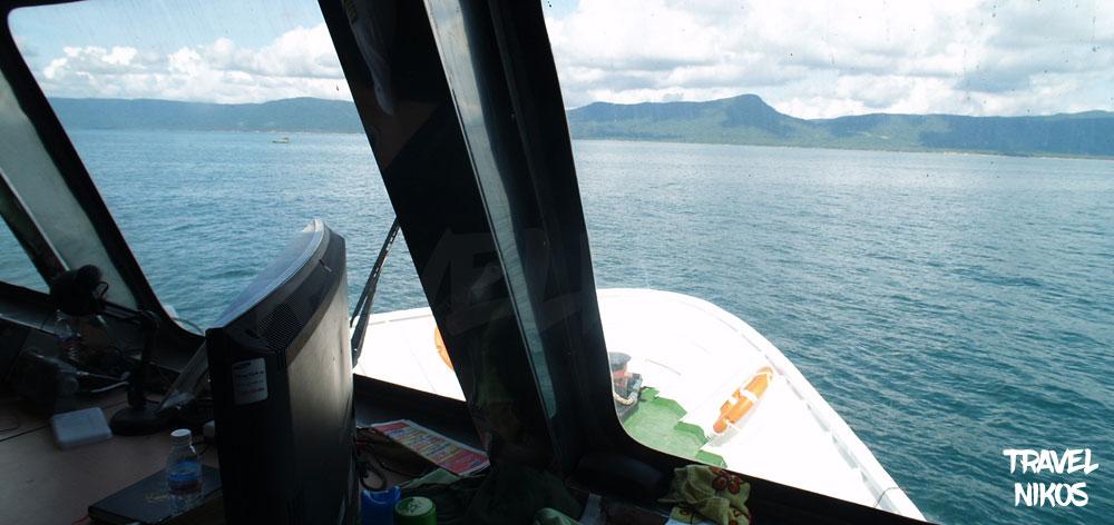 Ταξιδεύοντας για το νησί Phu Quo στο Βιετνάμ