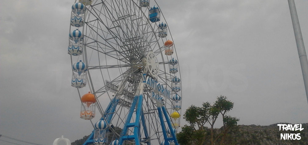 Εικόνες από το πάρκο της Σαντορίνης στην Ταϊλάνδη με περιγραφές II