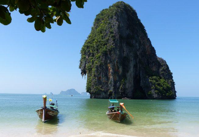 Η επαρχία Κραμπί στην Νότια Ταϊλάνδη