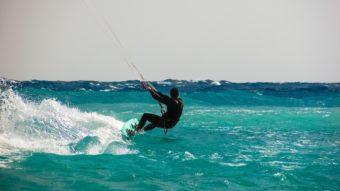 Kiteboarding στην Ασία (VIDEO)