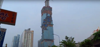 Ο ψηλότερος ουρανοξύστης της Μπανγκόκ (VIDEO)