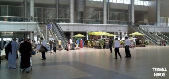 Το Αεροδρόμιο του Να Τρανγκ, Διεθνές Αεροδρόμιο Cam Ranh