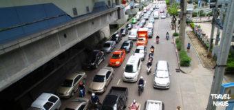 Δρόμοι της πρωτεύουσας και εθνικοί οδοί