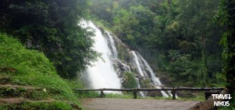Εθνικό πάρκο Doi Inthanon στο Τσιάνγκ Μάι της Ταϊλάνδης